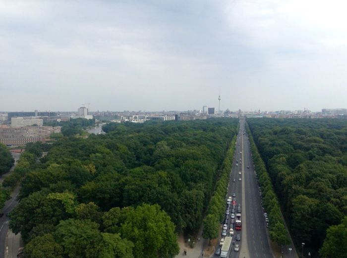 Siegesäule, Berlin