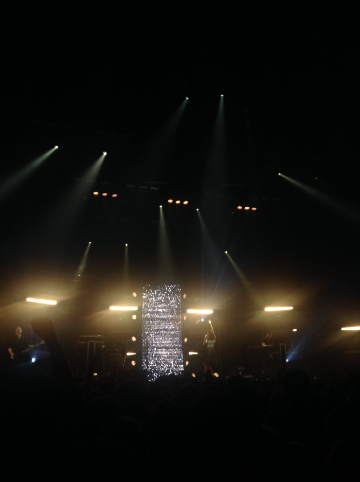Chvrches at Alexandra Palace – 27th November 2015