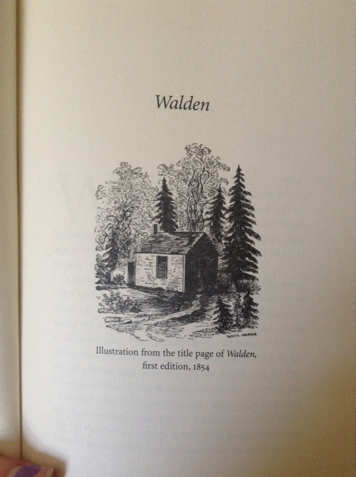 Book Bandying: Walden