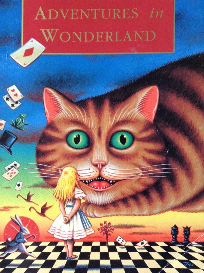 Book Bandying: Alice's Adventures inWonderland