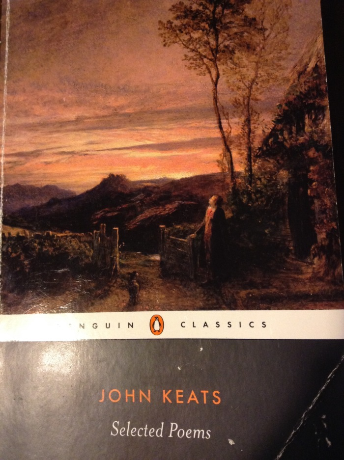 Book Bandying: John Keats