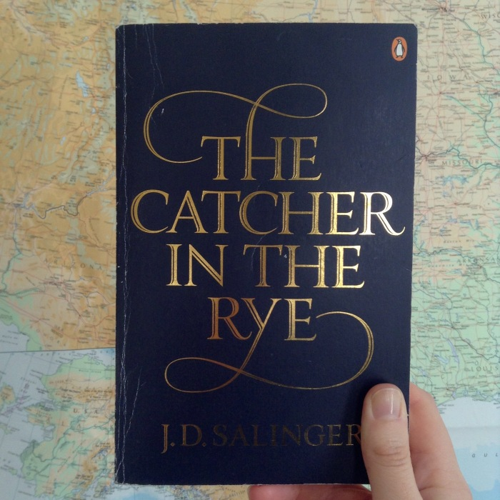 Book Bandying: The Catcher in the Rye