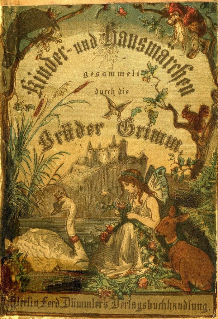 Book Bandying: The BrothersGrimm