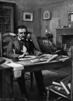 Book Bandying: Edgar Allan Poe